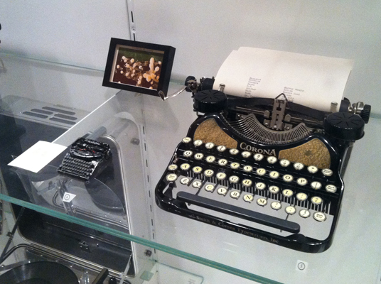 Remix-typewriter